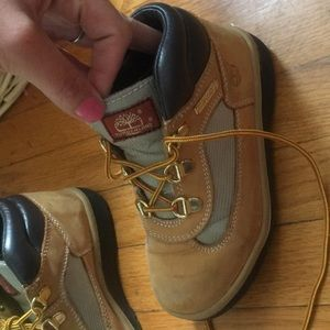 Kids 12 timberlands